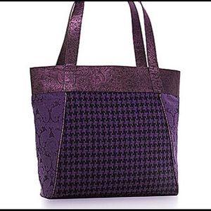 Taylor Swift 'Wonderstruck' Purple Tote Bag